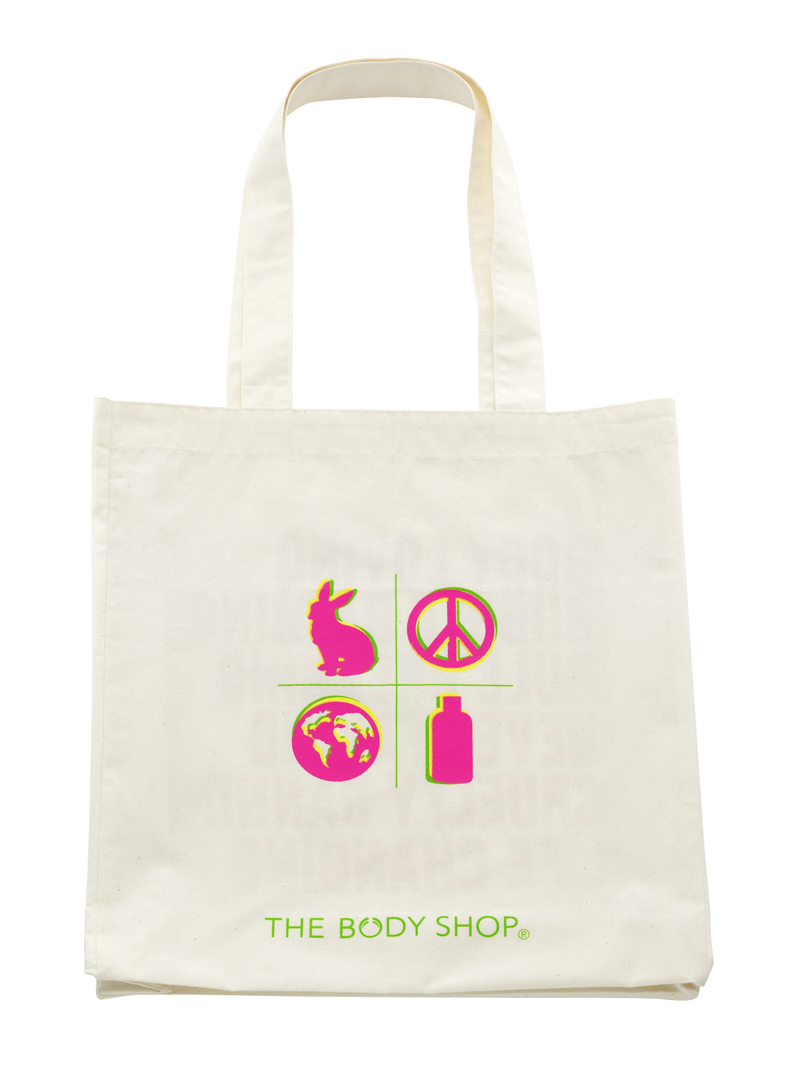 La bolsa de la vida The Body Shop