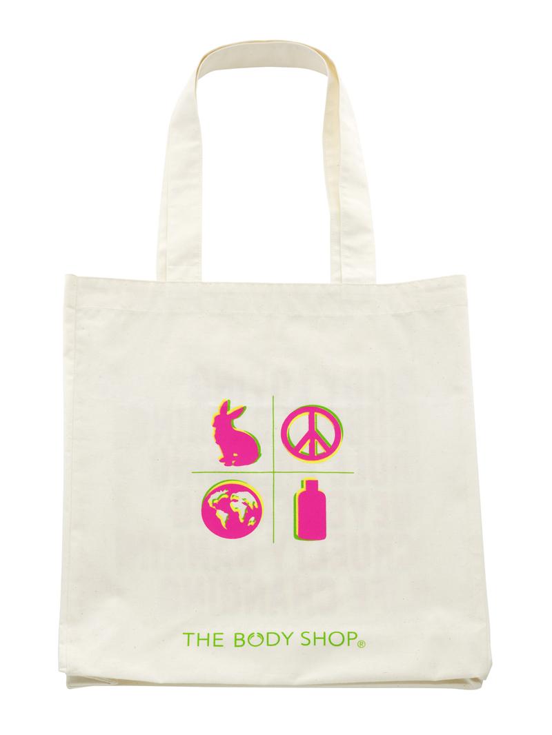 La bolsa de la vida The Body Shop