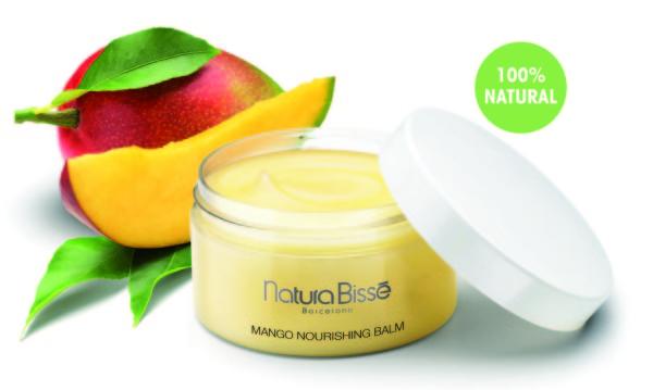 Natura Bissé y su bálsamo solidario Mango Nourishing Balm