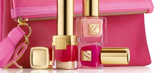 Estee Lauder y un color: el rosa con Dream Pink Collection