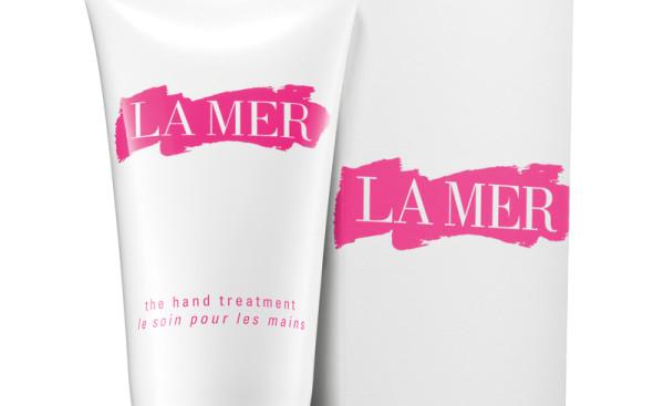 Manos rosas con The Hand Treatment La Mer