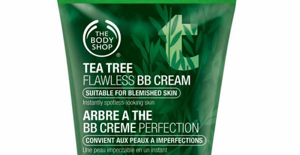 BB The Body Shop con aceite orgánico de Kenia