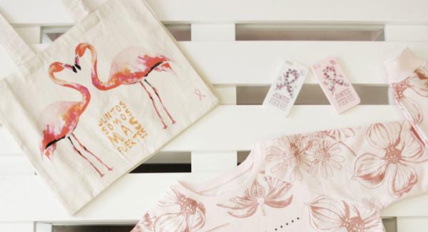 Trendipia, productos rosas y solidarios
