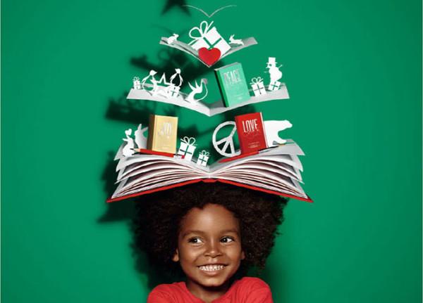 Compra un regalo, ayuda a un niño