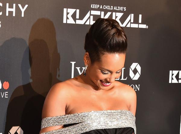 Givenchy, Alicia Keys y KCA, a favor de la infancia