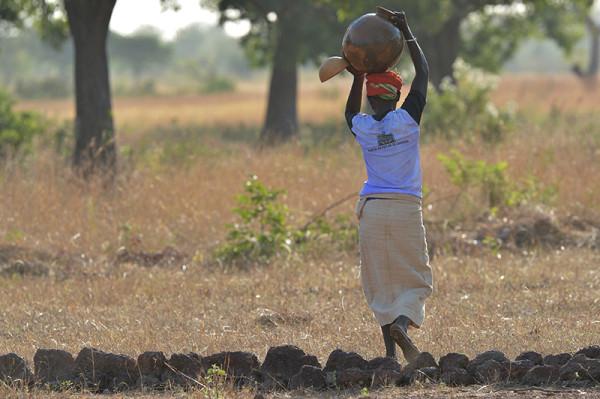 Compromiso de Clarins con Burkina Faso