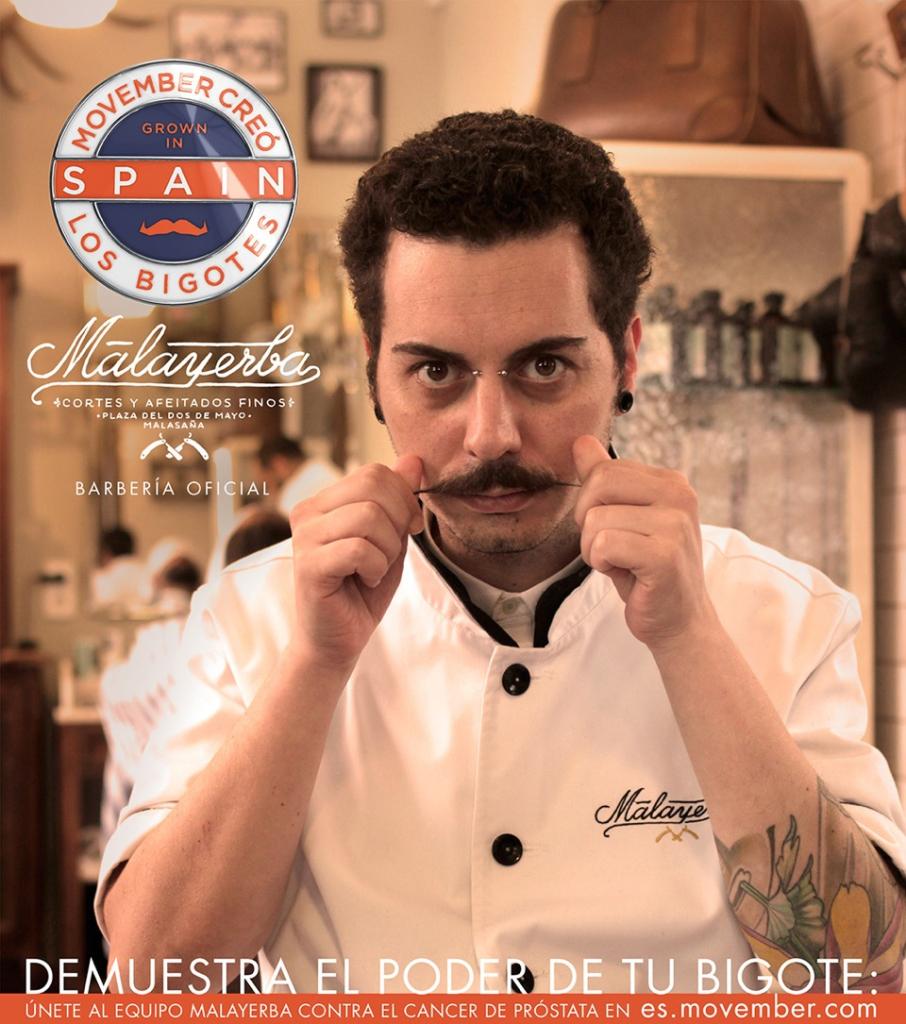 Movember José Corbacho