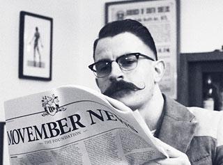 Arranca Movember para cambiar la cara a la salud masculina