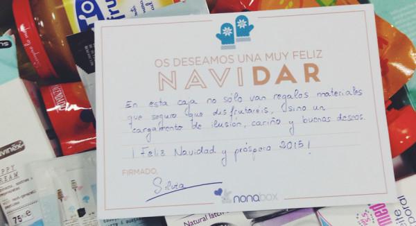 Nonabox: cajas solidarias para Navidar más que nunca este 2014