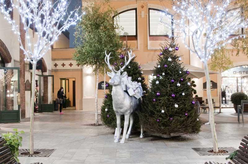 La Roca Village Navidad