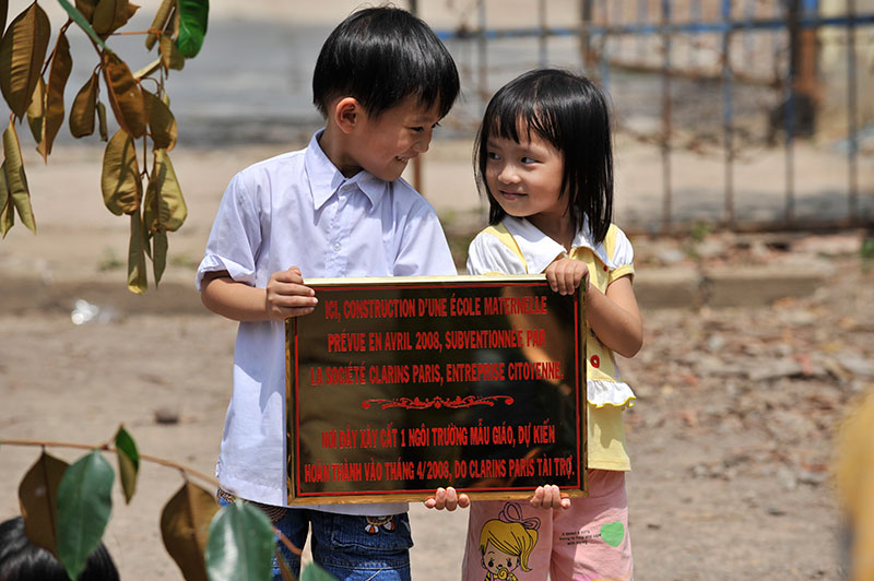 Vietnam1 Christian Courtin Clarins