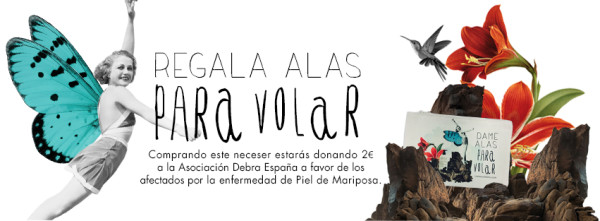 Debra y la piel de mariposa #DameAlasParaVolar