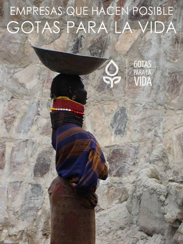 GOTAS PARA LA VIDA 2015 día mundial del agua