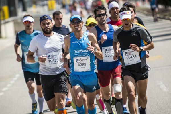 Chema Martínez:  correr por los que no pueden