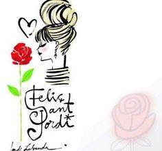 Por Sant Jordi, la rosa solidaria de Jordi Labanda