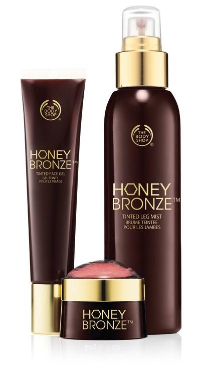 Autobronceadores Honey Bronze
