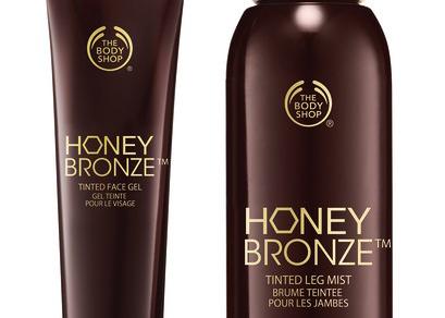 Autobronceadores Honey Bronze de The Body Shop