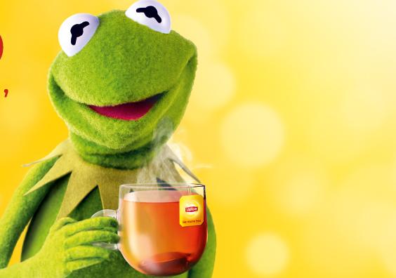 La hora del té Lipton… sostenible