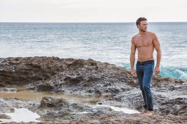 Scott Eastwood, imagen de Cool Water Davidoff 2