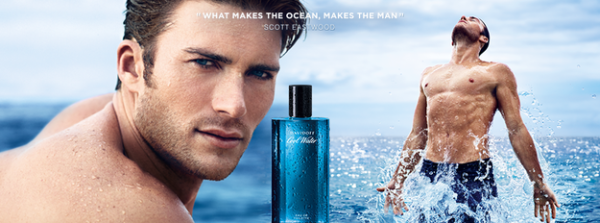 Scott Eastwood y Love The Ocean, de Davidoff