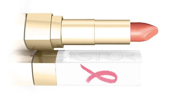 Astor: besos Rosas contra el cáncer