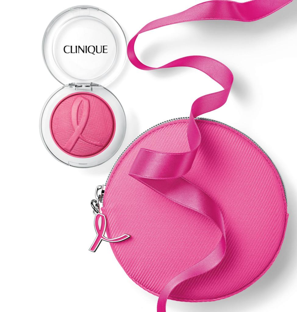 Estée Lauder contra el cáncer de mama
