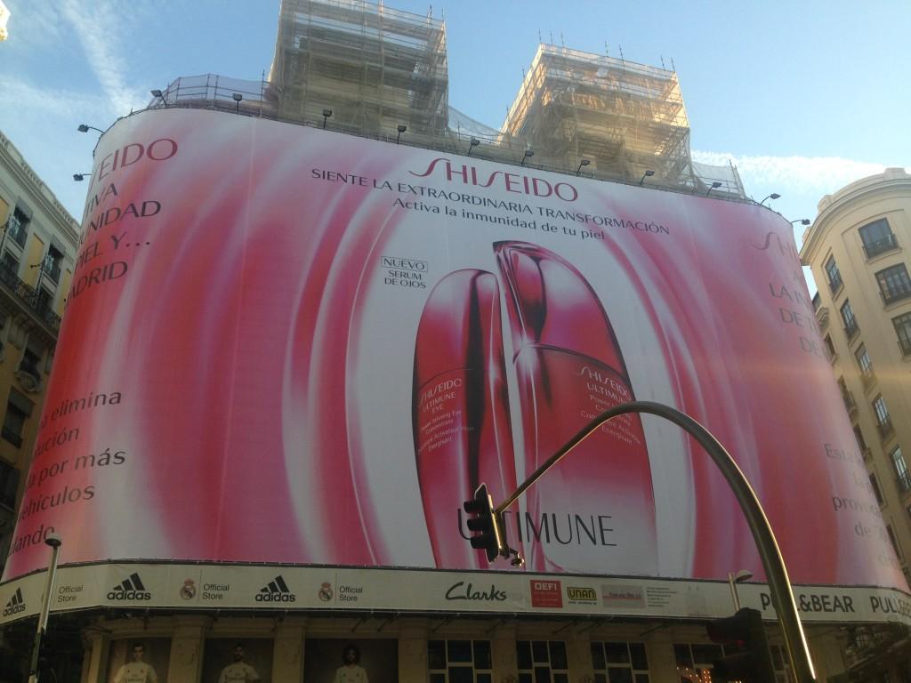 Lona Ultimune Shiseido