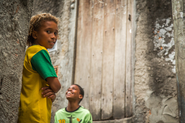 El proyecto Omega solidario para Viva Rio con motivo de los Juegos Olímpicos