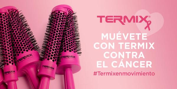 Termix, en movimiento contra el cáncer