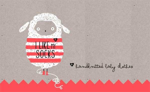 Regalos con corazón: I Like My Socks