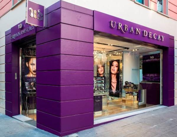 Urban Decay: una marca que va a por todas