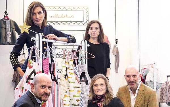 Nieves Álvarez, en el espacio solidario ARCOkids
