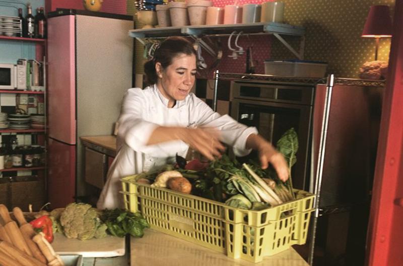 Ada Parellada y su menú GastroRecup