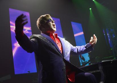 Elton John y Bvlgari, unidos contra el Sida