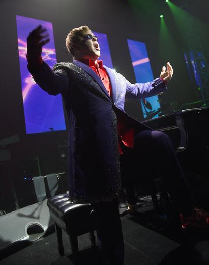 Bulgari En la 24 ª reunión anual Fundación Elton John contra el SIDA Oscar Viewing Party
