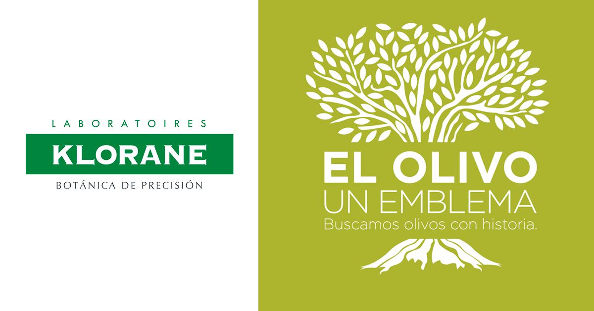 Klorane rinde homenaje al Olivo