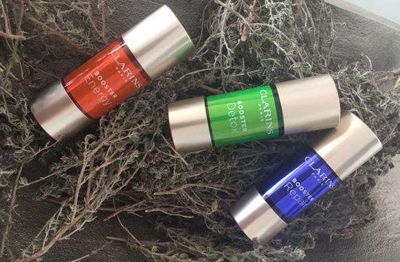 Energy, Repair & Detox de Clarins