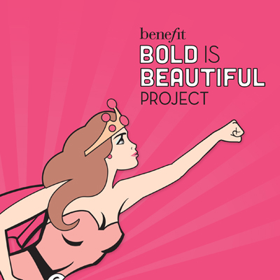 Benefit Bold is Beautiful