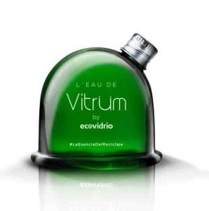 Ecovidrio nuevo perfume
