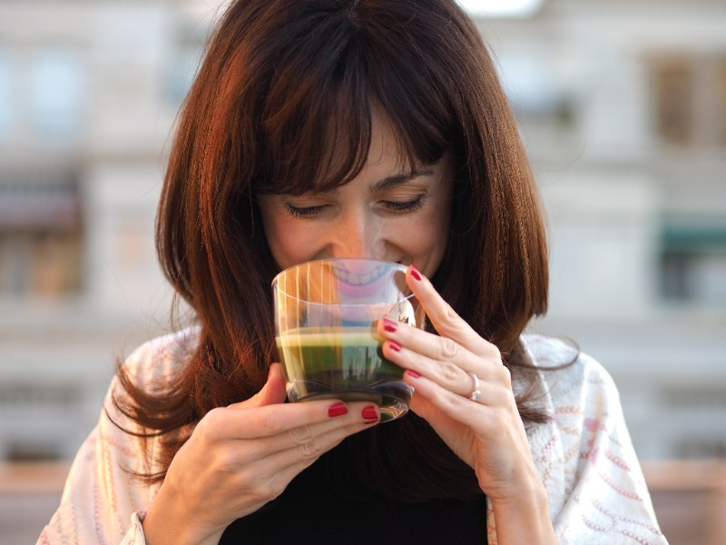 Té Yuki Matcha: sano y solidario