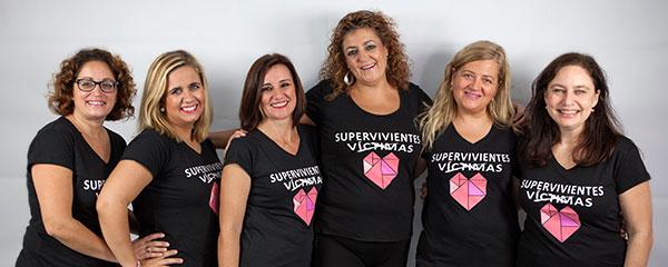 Supervivientes gracias a Ana Bella