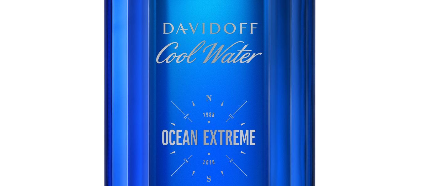 Protege el océano con Davidoff Cool Water