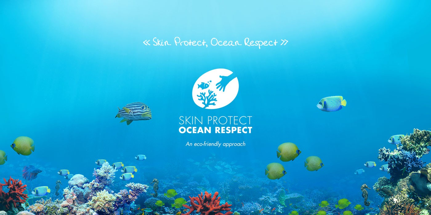 Eau Thermale Avène. Skin Protect, Ocean Respect