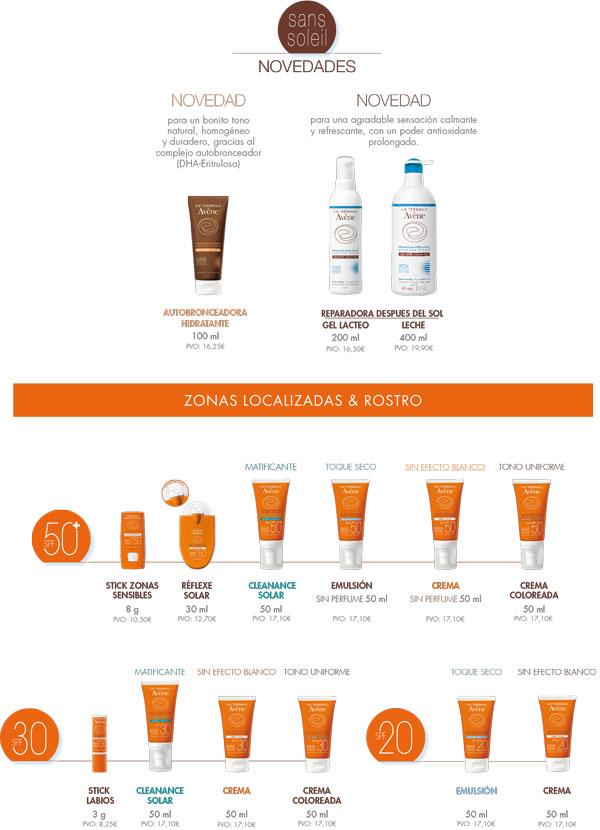 Skin Protect, Ocean respect -Avene