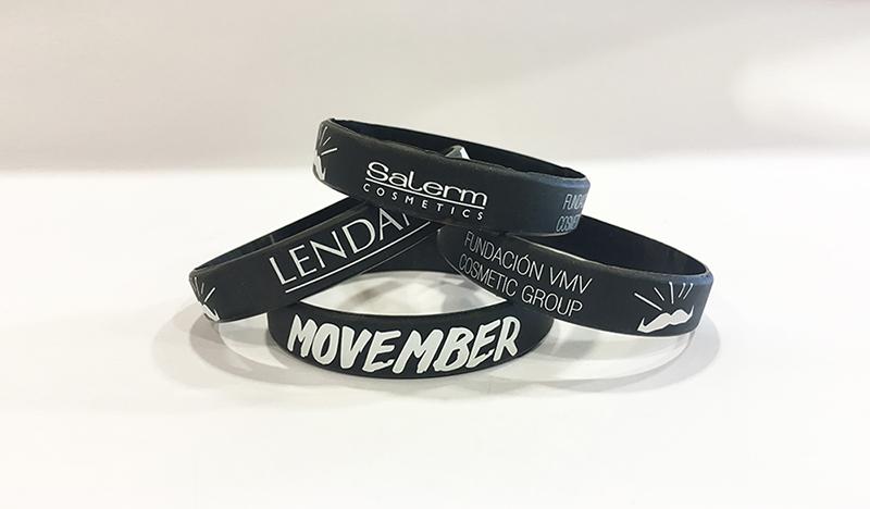 Salerm, solidaria con el movimiento Movember