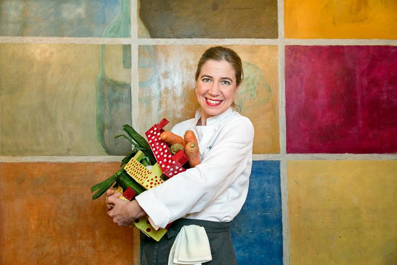 Ada Parellada contra el derroche alimentario