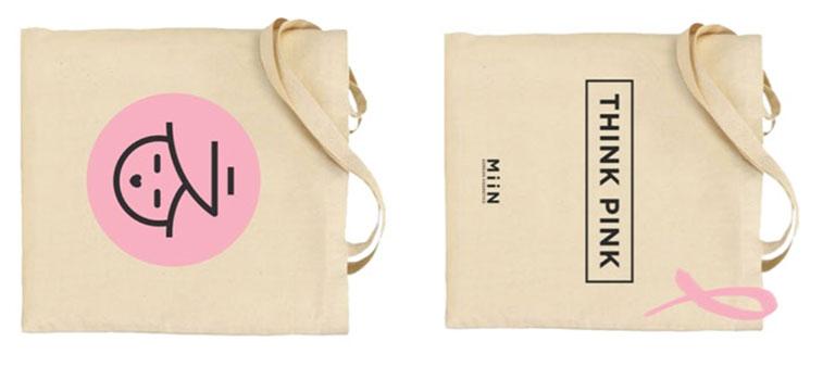 MiiN Bag, llénalo de cosmética coreana