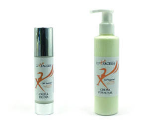 Crema corporal y de día de Lux Faciem