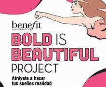 En mayo.. luce unas cejas Benefit y ¡únete a su proyecto solidario!