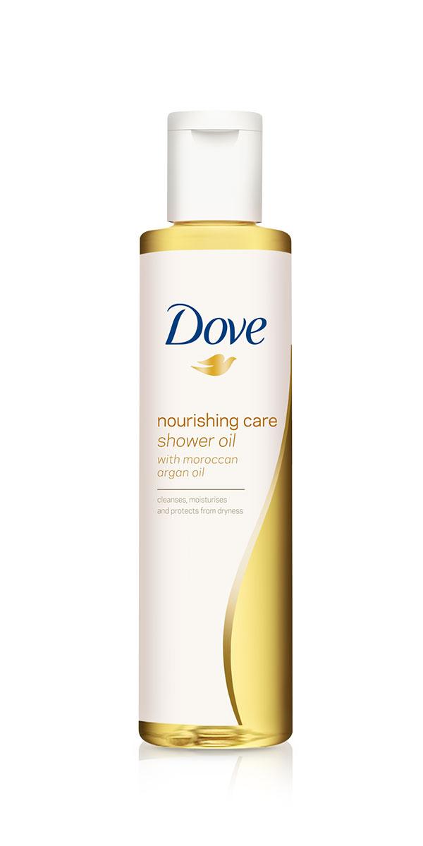 pastilla de belleza Dove Aceite de baño argán